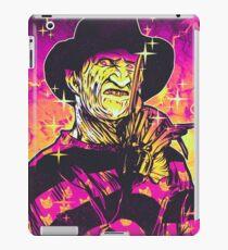 Neon Horror: Freddy  iPad Case/Skin