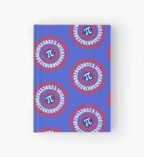 Captain Pi Shield | Math Superhero Hardcover Journal