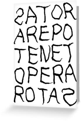 Sator by Antinous