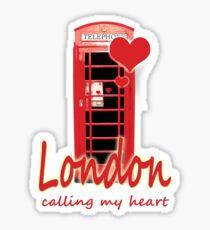 London calling... Sticker