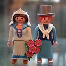 Lesbian Wedding by eelsblueEllen