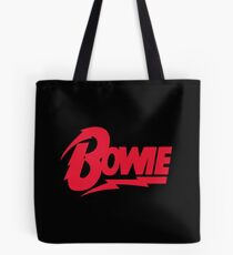 Bowie Logo Tote Bag