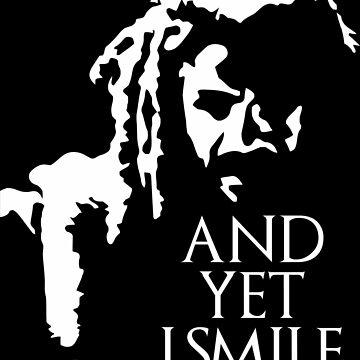 TWD - King Ezekiel: and yet I smile! by seriesclothing