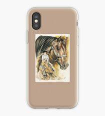 Quarter Horse iPhone Case