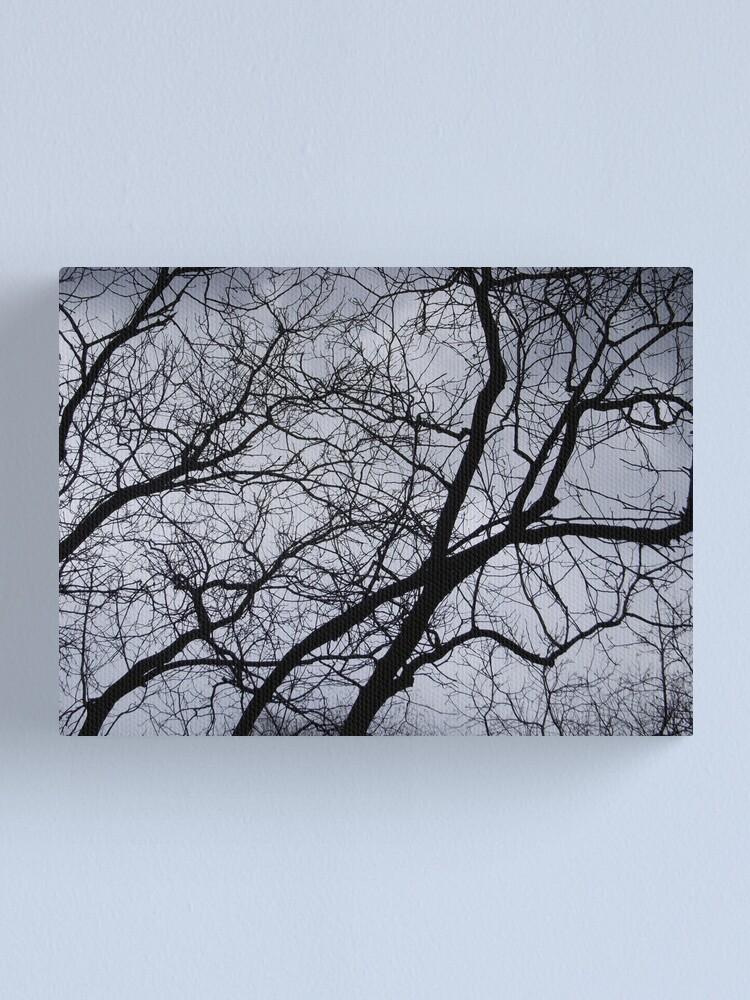 Alternate view of Dusk Canvas Print