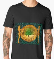 Tree of Life - Garden of Eden Men's Premium T-Shirt