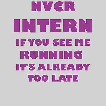 NVCR Intern  by LandOfMadDesign