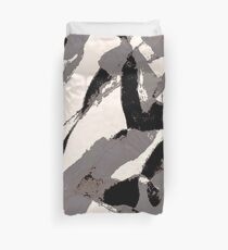 Organic No.2 Abstract #muted #redbubble #artprints #fineart Duvet Cover