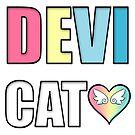 DeviCat Rainbow Love by devicatoutlet