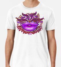 Lippenpflege - Pink Kiss Männer Premium T-Shirts