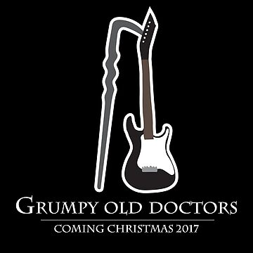 Grumpy Old Doctors by MrPandaDesigns
