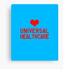Universal Healthcare Canvas Print