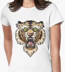 Tiger Women's Fitted T-Shirt