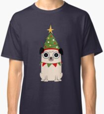 It's Christmas for Pug's sake Classic T-Shirt