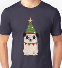 It's Christmas for Pug's sake Unisex T-Shirt