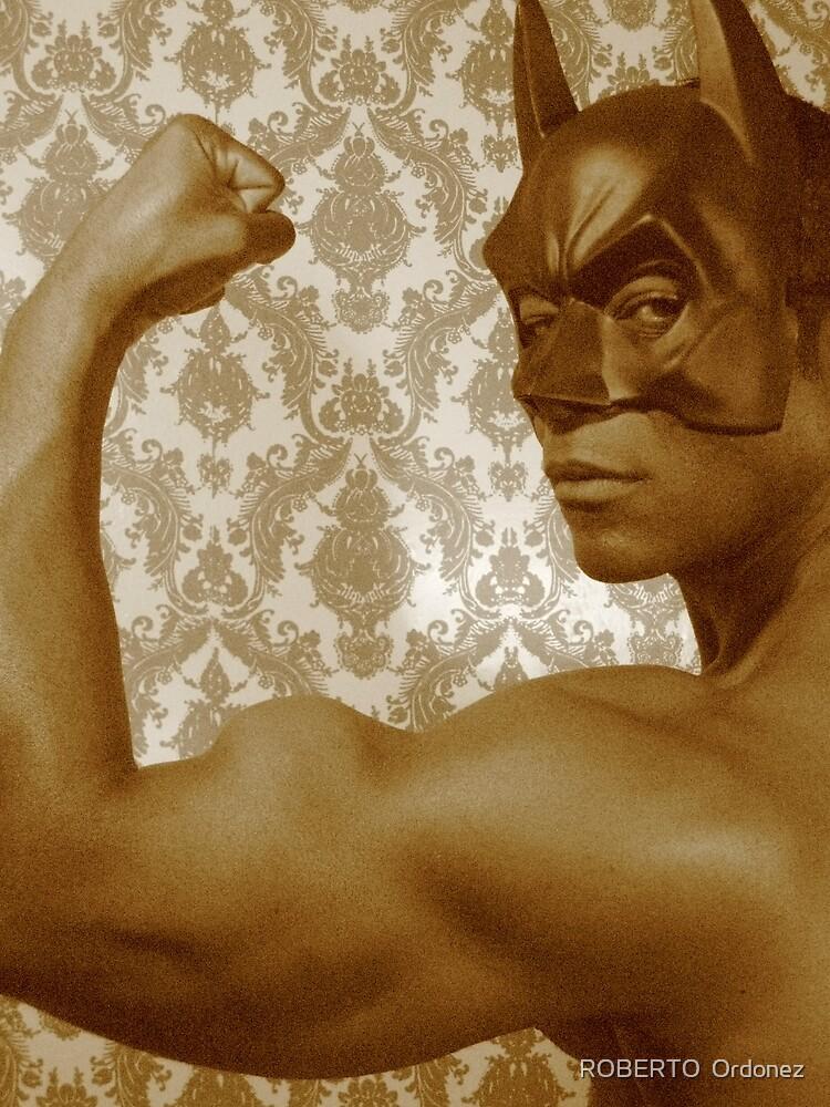 bat man  by Robert Ordonez