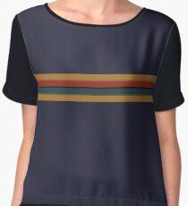 13th doctor shirt Women's Chiffon Top