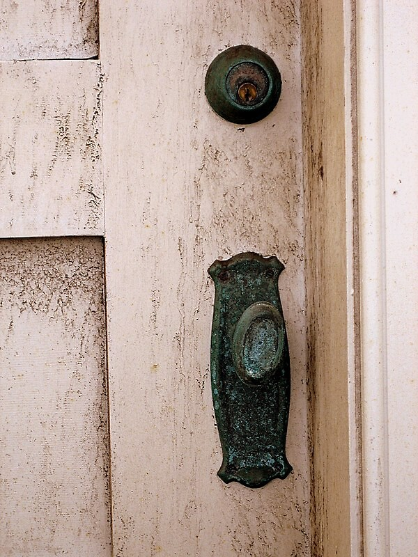 What could this door tell us? by Joci Solano