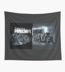 rainbow six siege Wall Tapestry
