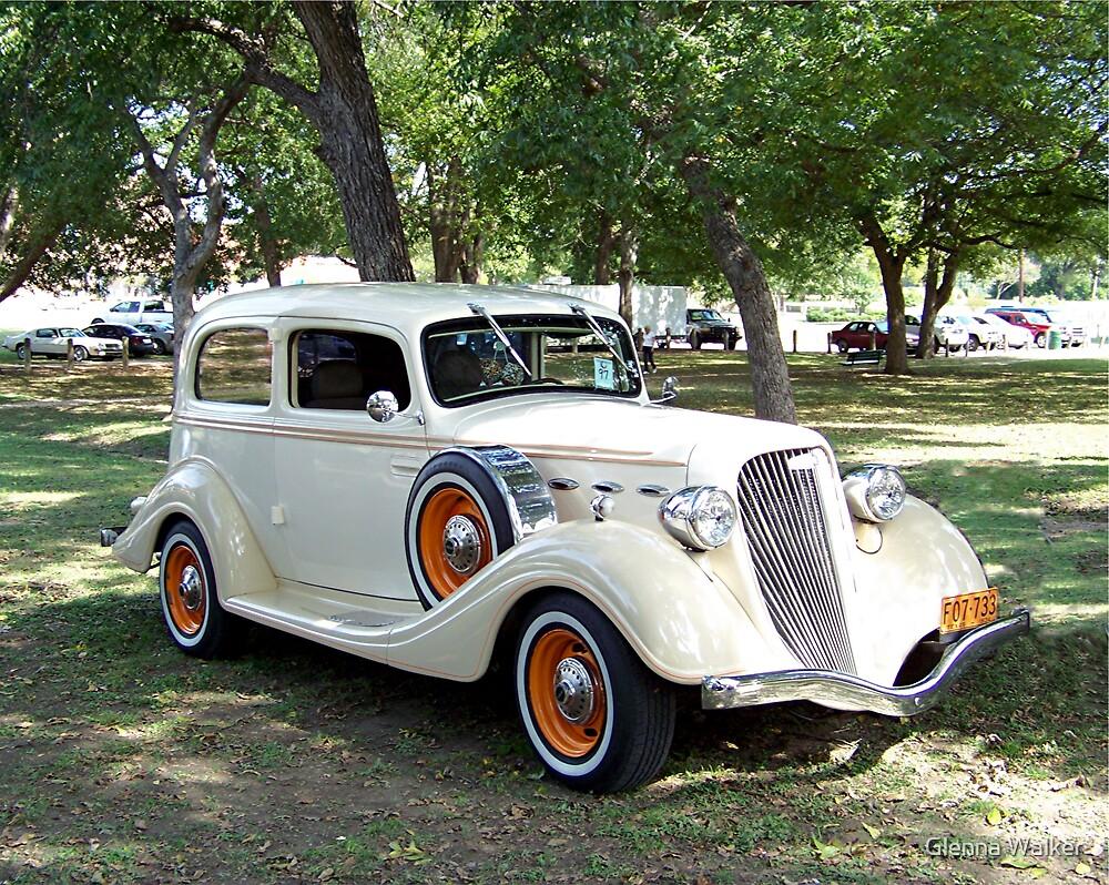 """""""1934 Hudson Terraplane 2-Door Victoria"""" by Glenna Walker ..."""