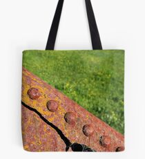 Rust in the Field Tote Bag