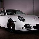 Porsche 911 Turbo by Martyn Franklin