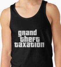 Grand Theft Taxation Tank Top