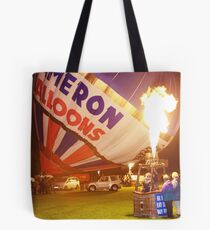Strathaven Balloon Festival Tote Bag