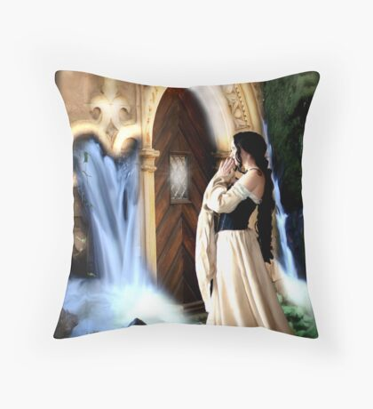 The Opening Throw Pillow