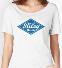 Riley - the Classic British Car Women's Relaxed Fit T-Shirt