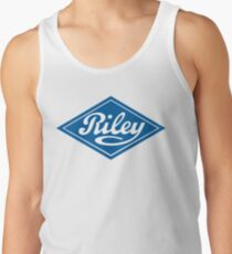 Riley - the Classic British Car Tank Top