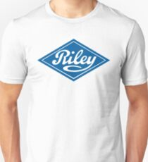 Riley - the Classic British Car Slim Fit T-Shirt