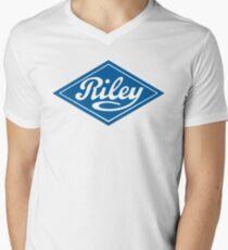 Riley - the Classic British Car Men's V-Neck T-Shirt