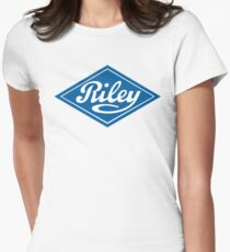 Riley - the Classic British Car Women's Fitted T-Shirt