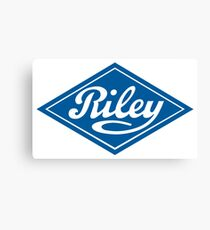 Riley - the Classic British Car Canvas Print
