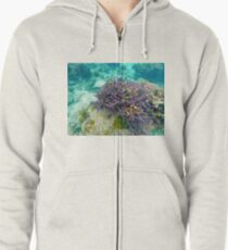 COLORES Zipped Hoodie