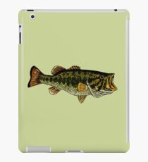 Bass Fish iPad Case/Skin