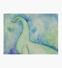 Nessie Photographic Print