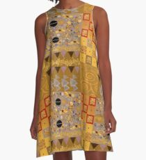 My Klimt  A-Line Dress