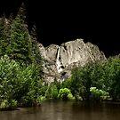 Yosemite dColoring 002 by Daniel H Chui