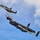 The Battle Of Britain Memorial Flight - RIAT 2017 - 1 by Colin  Williams Photography