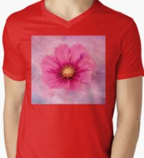 Cosmos on Pastel Texture T-Shirt