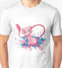 Mew! Pokemon  T-Shirt