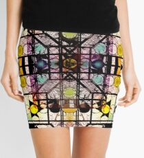 Cathedral seven Mini Skirt