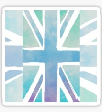 Cold Flag of the United Kingdom Sticker