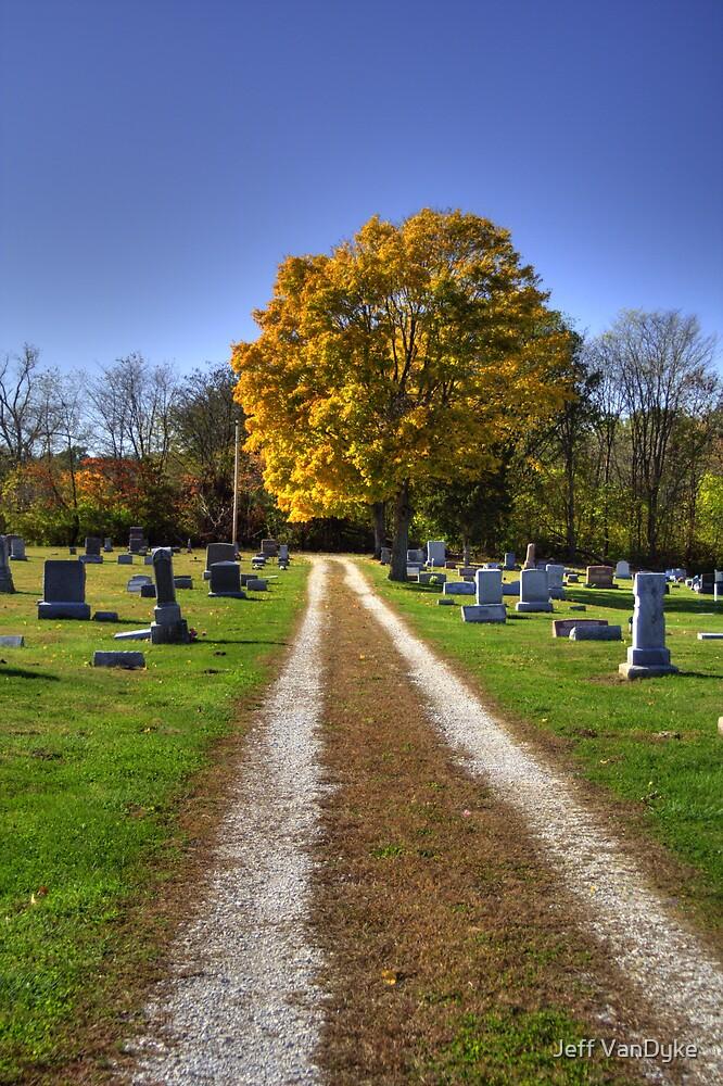 Franklin Cemetery by Jeff VanDyke