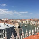 Rooftops of Venice by JMaxFly