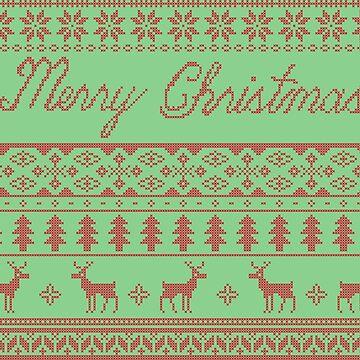 Merry Christmas by CarmenRF