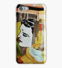 No Looking Back in Contrasting Light and Color. iPhone Case/Skin