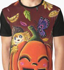 Happy Pumpkin! Graphic T-Shirt